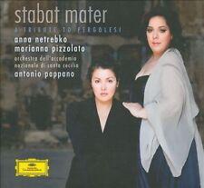 Stabat Mater - Tribute To Pergolesi : Anna Netrebko, Marianna Pizzolato CD & DVD