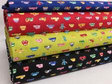 Unbranded Children 100% Cotton Craft Fabrics
