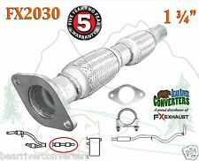 FX2030 Semi Direct Fit Exhaust Flange Repair Flex Pipe Replacement Kit w/ Gasket