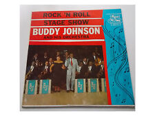 Buddy Johnson And His Orchestra - Rock 'N Roll Stage Show - LP