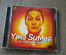 YMA Sumac DBLE CD Essential Recordings  PRMCD6170