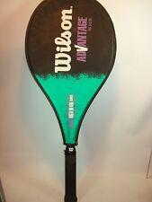 Wilson Advantage 110 In Tennis Racquet
