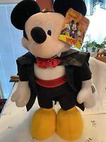 """Disney Vampire Mickey Porch Greeter 24"""" Tall"""