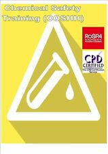 COSHH Health & Safety online computer based E-learning ROSPA