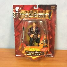 Pirates of the Caribbean at World's End - Weapons Master Will Turner - BNIB