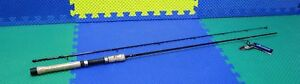 "Okuma Celilo Premium Spinning Rod 7' 0"" 2-Piece Light Action CE-S-702L-1"