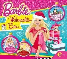 3 CD - BOX * BARBIE - Weihnachtsbox # NEU OVP &