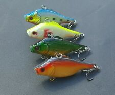 Vibe 4 pcs fishing lure Bream Bass Flathead Trout Whiting Snapper Redfin Barra