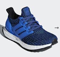 Adidas UltraBOOST Youth 6 Blue New Unisex
