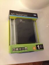 WD MY PASSPORT ULTRA DISQUE DUR PORTABLE EXTRA SLIM 1 T