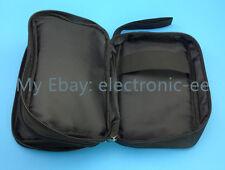 Double Layer Zipper Carrying Case / Bag for Multimeters VC97 Fluke 15B+ 17B+