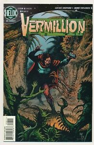Vermillion (DC Helix, 1996 series) #8 VF