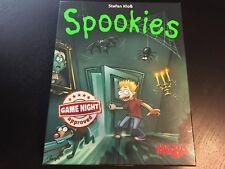 Spookies Halloween Family Board Game Haba HAB 300946 Ghosts