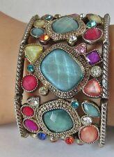 Big Time Bling Rhinestone Bracelet With Bonus Earrings