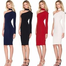 Unbranded Polyester/Spandex Stretch Dresses for Women