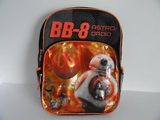 """Star Wars Bb-8 Astro Droid School Bag Backpack 16"""" Accessory Innovations"""