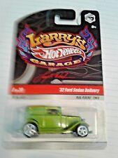 hotwheels  32 ford sedan delivery  larrys garage