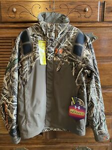 Under Armour Max 5 Cold Gear Infrared Camo Jacket