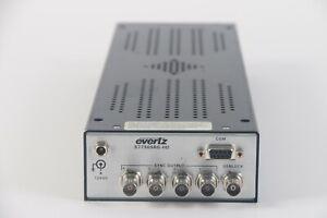 Evertz SR7701FR S7750SRG-HD Sync Gen Generator
