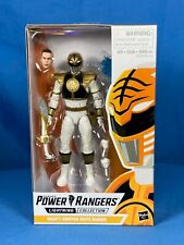 Power Rangers Lightning Collection - Mighty Morphin White Ranger - Hasbro