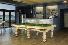 10' Professional Russian Pyramid Billiard / Pool Table / sizes 8'-12' available