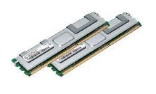2x 4gb = 8gb ddr2 di RAM HP ProLiant dl160 g5 + dl360 g5