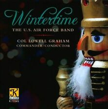 Us Air Force Band; Graham-Wintertime CD NEW