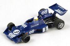 Spark 1/43 Tyrrell 007 No.3 Winner Sweden GP 1974 Scheckter S1643 Japan