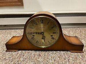 Triple Chime Mantle Clock