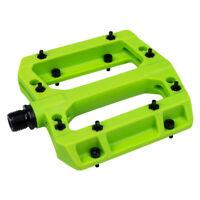 "VP Mountain Bike Pedals 9/16"" Non-Slip Lightweight Nylon Fiber Pedal For BMX MTB"