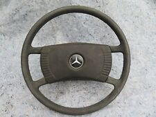 Mercedes 380SL 450SL W107 Steering Wheel w/pad, center, intact emblem