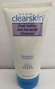 Avon Clearskin Dual Action New/Older Stock 5 fl Oz Exp.  03/2008