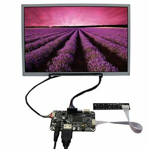 12.1inch LQ121K1LG52 1280X800 LCD Screen and HD-MI AudioLCD Controller Board