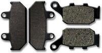 Honda F+R Brake Pads NX500 NX 650 Dominator (1988-1996) XL600 Transalp 1991-1993