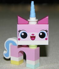 LEGO THE MOVIE UNITKITTY MINIFIGURE FIG PINK CAT FIGURE