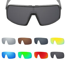 POLARIZED Anti Scratch Replacement Lenses for-OAKLEY Sutro Sunglass - Multiple