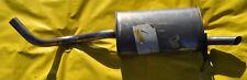 Bosal Endschalldämpfer original Renault Kangoo +Express 1.4i 1.9 D55 D65 ab '97
