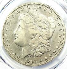 1895-O Morgan Silver Dollar $1 - PCGS Fine Details - Rare Date Certified Coin!
