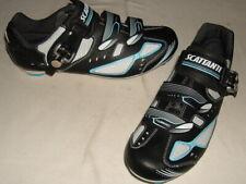 Nwob Scattante Ferraci Road Bike Bicycle Shoes Size 43 (10.5 Us Women/9.0 Men)