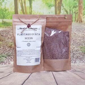 Plantago Ovata Seeds (Plantaginis ovatae semen) 100g - Health Embassy Natural