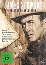 James Stewart - Western Collection (6 Filme) Winchester 73 | 6-Filme | DVD | 900
