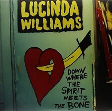 Down Where the Spirit Meets the Bone [LP] by Lucinda Williams (Vinyl, Sep-2014, 3 Discs, Highway 20 Records)