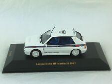 IXO MODELS AUTO modello IN SCALA 1/43 CLC028-LANCIA DELTA HF MARTINI 6 1992