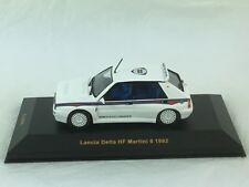 Ixo Models 1/43 Scale Model Car CLC028 - Lancia Delta HF Martini 6 1992