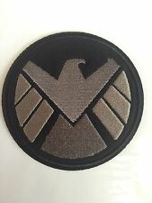 S.H.I.E.L.D Patch Shield TV Movie Hero Cosplay Costume. Avengers Crew Uniform