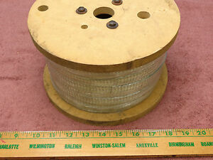 """250'..3/4"""" (.75"""") Wide tinned copper ground strap..Belden 8662.....FREE SHIPPING"""