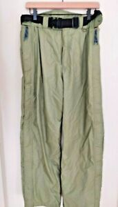 Marker Permia Womens Size Small Snow Pants Olive Army Green and Black