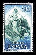 "Bullfighting Spain Stamp Poster #15 Canvas Art Poster 16""x 24"""