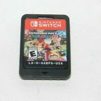 Mario Kart 8 Deluxe Nintendo Switch Game only! Tested Authentic USA