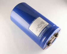 1x 3000uF 350V Large Can Electrolytic Screw Capacitor 3000MFD 350VDC 85C 3,000